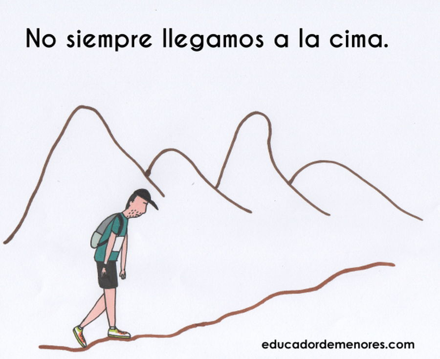 Carta de un Educador Trail Runner.